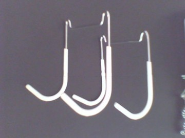 优质挂钩浸塑 抗冲、耐心热性能挂钩浸塑