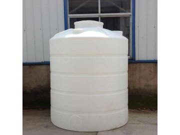 厂家长期供应 聚乙烯耐酸碱材质 5立方耐腐蚀塑料水箱