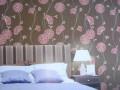 PVC壁纸:PVC壁纸纯纸壁纸