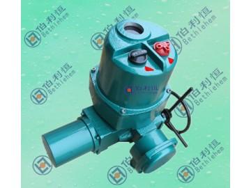 q120-1z整体型阀门电动装置