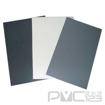 PVC装修材料板图片