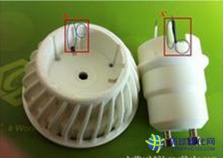 led灯体用导热塑料 LED散热器用导热塑料