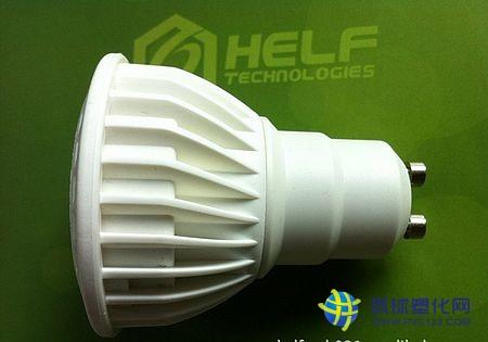 LED导热塑料 LED导热散热器 LED散热器专用塑胶原料