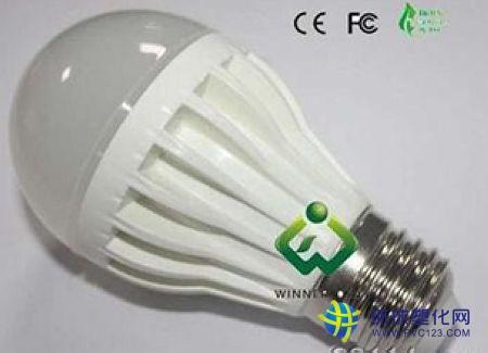 LED球泡灯导热塑料LED导热塑料散热材料