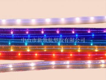 专业供应LED灯带PVC颗粒|PVC颗粒大小