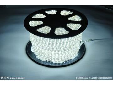 厂家批发LED灯带专用PVC颗粒