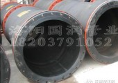 大口径钢丝橡胶管厂家价格
