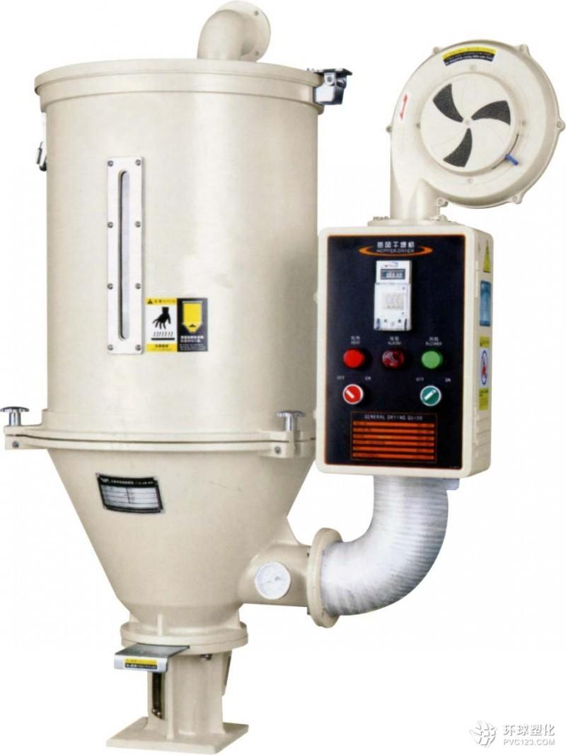 热风循环干燥机是工业制造的核心技术,经验告诉我们,少有公司了解产品干燥的科学,他们完全依赖制造热风循环干燥机设备的专家,即使投入资金购买设备,也完全不了解热风循环干燥机操作和及原理。虽然他们的经验知道每种产品所需的特殊塑料干燥方式,但对产品的干燥原理的缺乏,大部分的产品都使用热空气来蒸发湿气并将之带走。但热空气的加热速度较慢,且会破坏产品。例如高热会破坏脢;酵母被热风干燥后,将无法正常发酵。 塑料产品干燥是一门学问,湿气移动就像要有温度差才能形成热传一样,必须有蒸气压差,湿气才会移动,压差的大小,依产品制