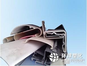 热销【PVC异型材 挤塑加工的塑料型材】