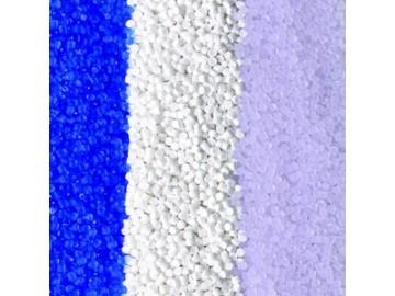 PVC颗粒厂家直销多色挤出级PVC颗粒
