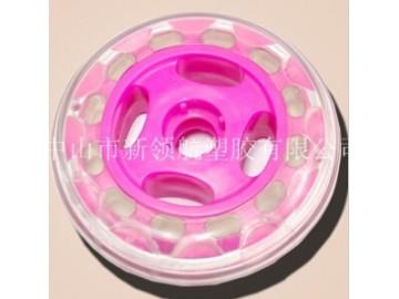 提供吸盘专用料 透明PVC颗粒