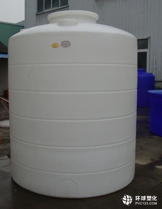 加厚5吨塑料桶,抗酸碱5吨化工储罐,耐腐蚀5立方水箱储罐