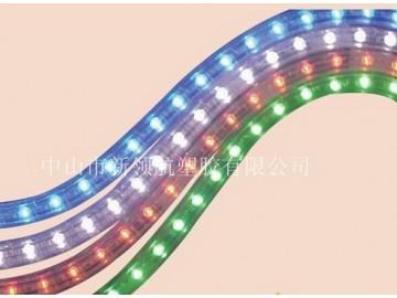 新领航批发供应软管PVC胶粒 PVC塑料胶粒