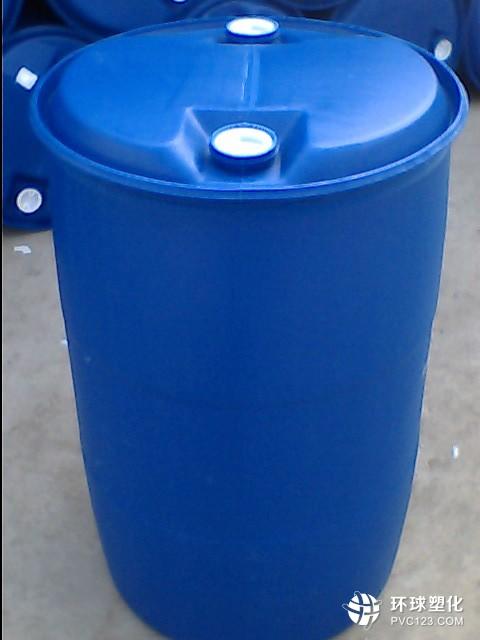 100L小口塑料桶100升双环闭口塑料桶,100L塑料桶价格