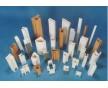 UPVC塑料挤出型材以及各种复杂结构的 异型材