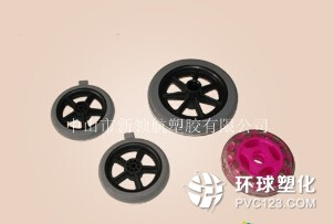 脚轮专用料销售商出售脚轮PVC颗粒原料