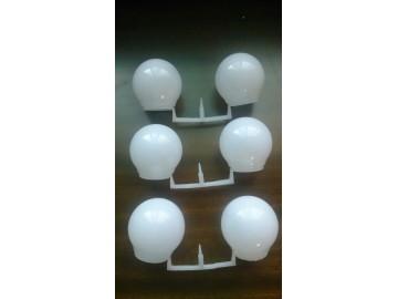 LED球泡PC燈罩注吹機