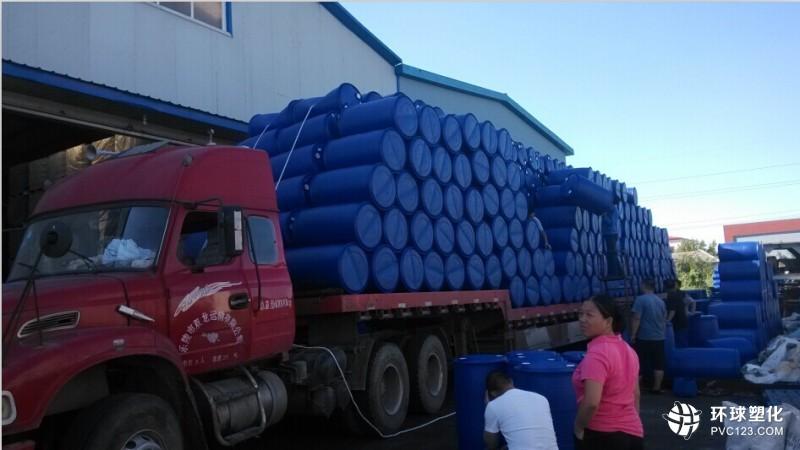 200L塑料桶价格,200升双环小口桶,200升化工桶