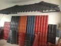 合成树脂瓦pvc瓦新型别墅瓦厂房瓦平改坡专用瓦