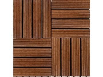 价位合理的优质户外地板竹地板木地板绿色环保康麦森