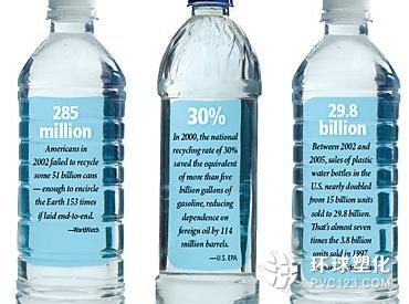 塑料瓶包装设计需考虑消费者握感