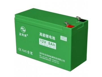 喷雾器锂电池 12v 8.8a