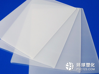 我国建材用的塑料薄膜发展速度加快