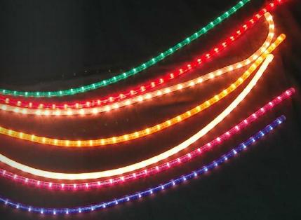 LED灯带PVC颗粒