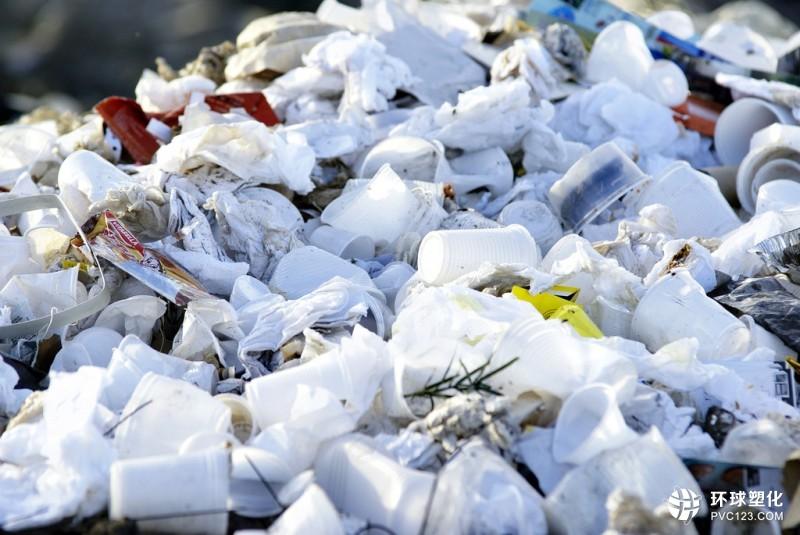 欧洲塑料废弃物回收率高   欧洲2009年市场上所有PET聚酯瓶收集加以回收利用已达到52%。据欧洲PET聚酯瓶回收利用组织称,欧洲2009年收集量达到了150万吨。PET 聚酯回收利用材料应用于制造纤维的吨位数增大,回收利用用于板材的吨位数增大,其所占份额增大到27%。而用于吹塑也继续增多,2009年占近20%。向远东出口量维持所收集PET聚酯量的14%,但出口吨位数增长高达36%。欧洲包装和包装废物导则要求欧盟大多数成员国2008年应至少回收塑料包装 22.