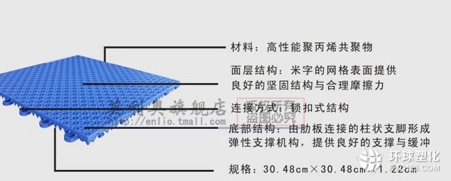 伟德客户端下载塑格拼装运动地板_环保健康悬浮地板