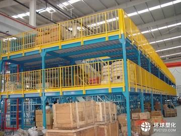 供應天津三層鋼結構平臺閣樓貨架廠家直銷