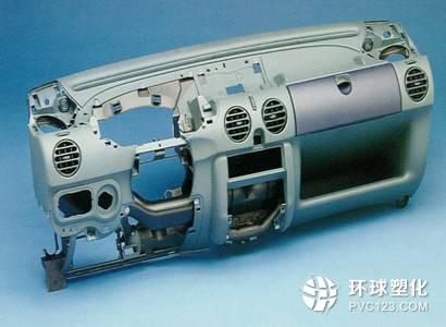 汽车塑料件的定型与冷却