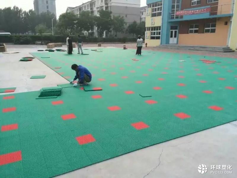 伟德客户端下载幼儿园拼装地板_幼儿园室内外地板