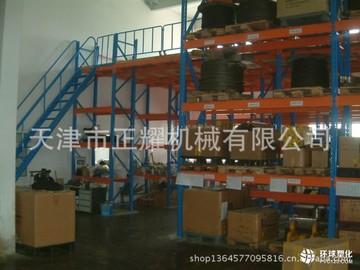 供应密集型阁楼式货架