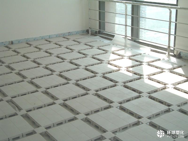 PVC塑料成為塑料地板首選材料