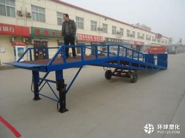 天津二代登车桥更新产品