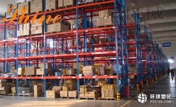 供应重力式货架_天津重型货架厂
