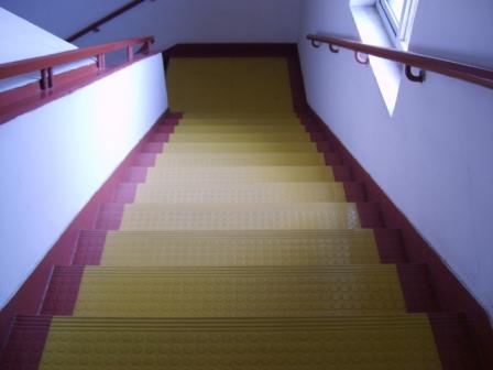 天津整理楼梯踏步_塑胶楼梯踏步