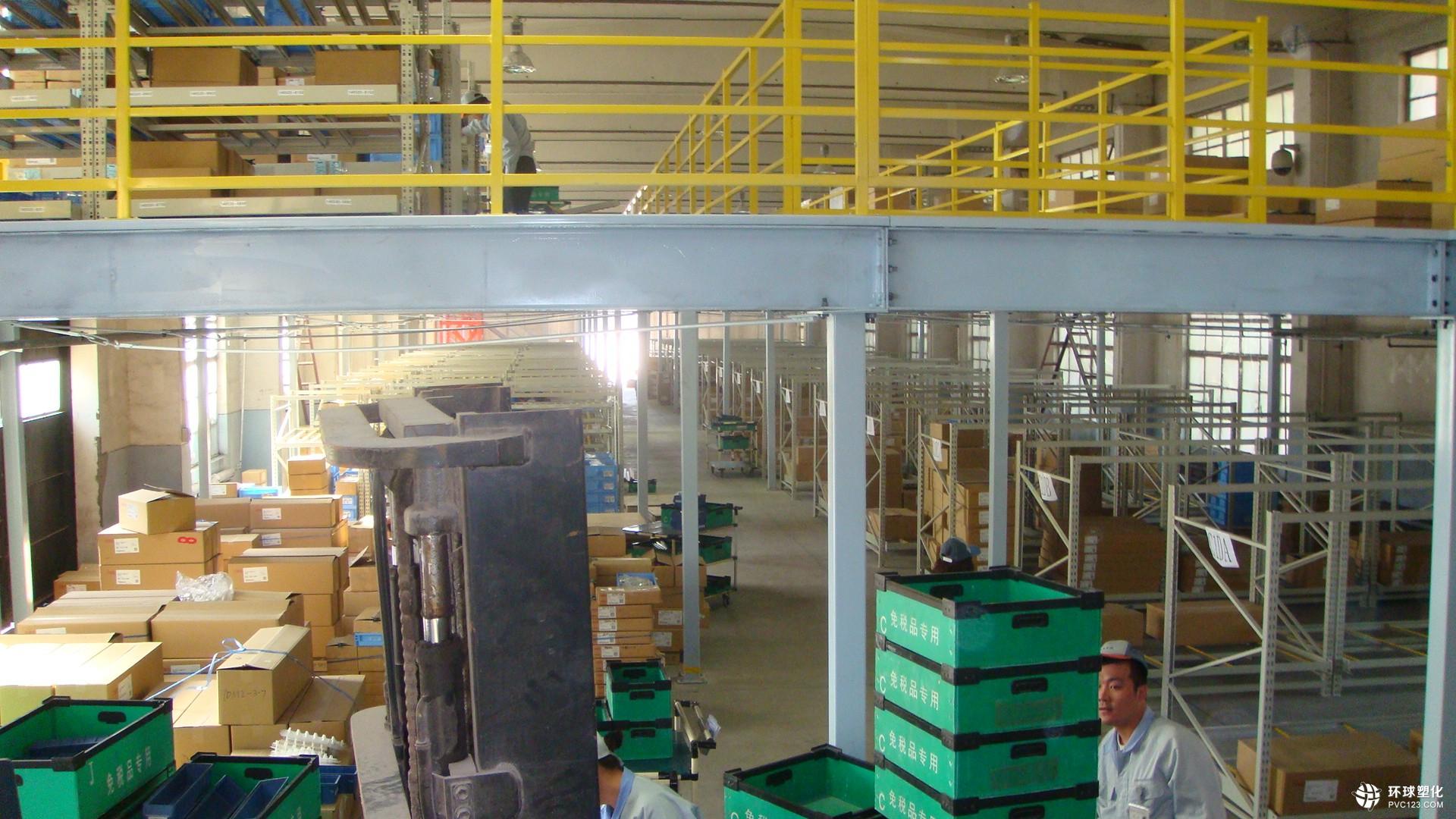 天津钢平台货架 天津钢平台货架厂 天津二层钢平台货架
