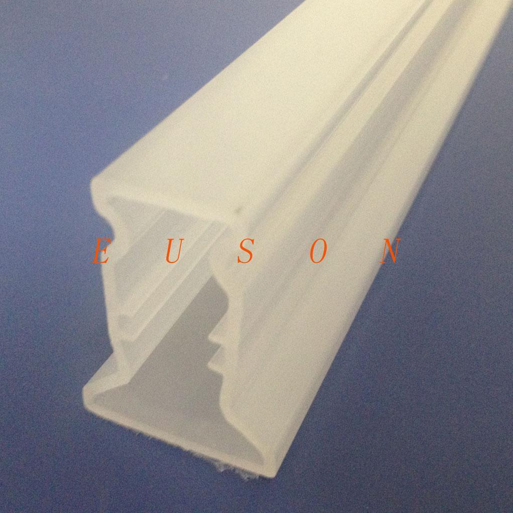 大昌挤塑提供pc光扩散LED灯管 PC扩散挤塑灯管