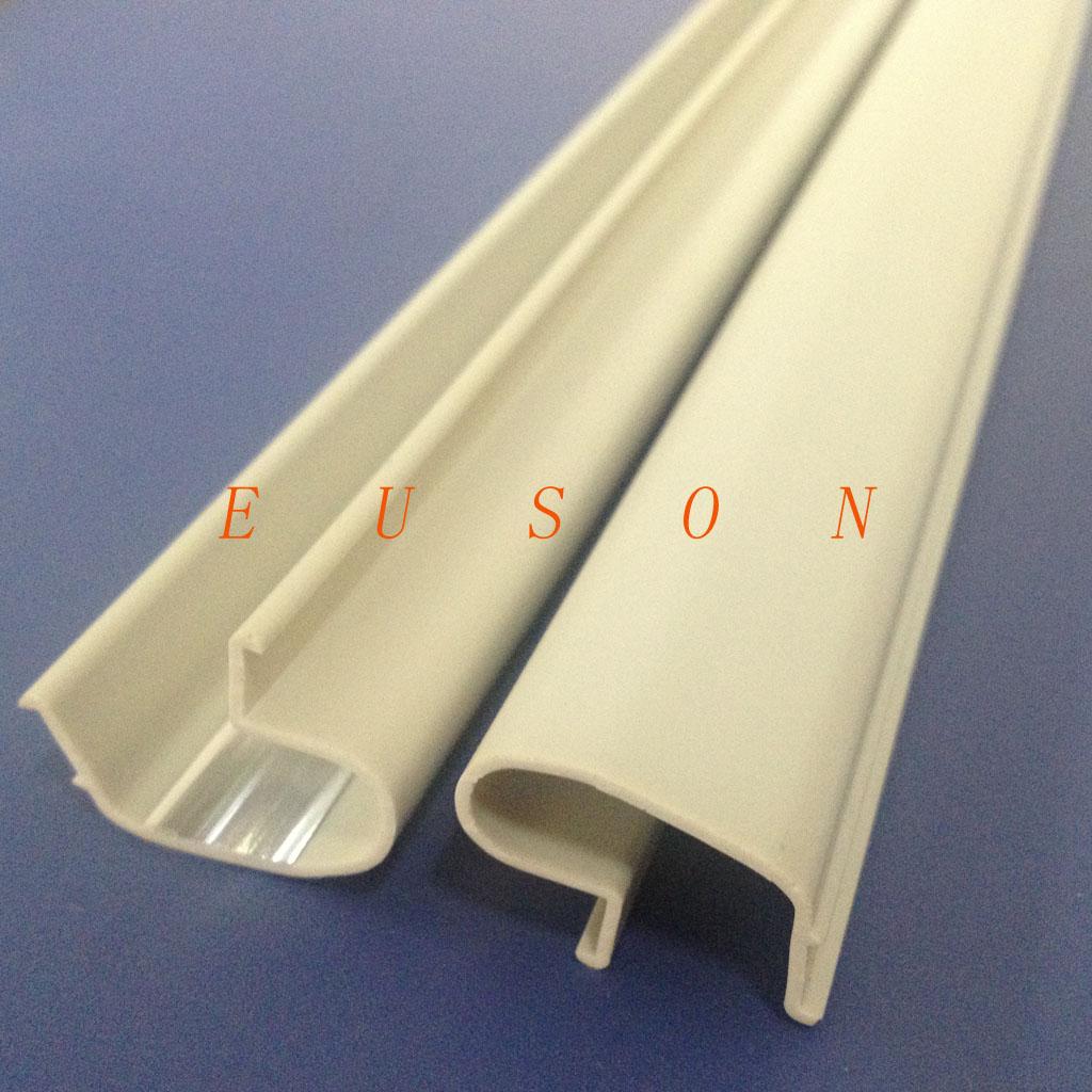 大昌塑胶挤型提供PVC异型塑料型材 PVC挤出型材