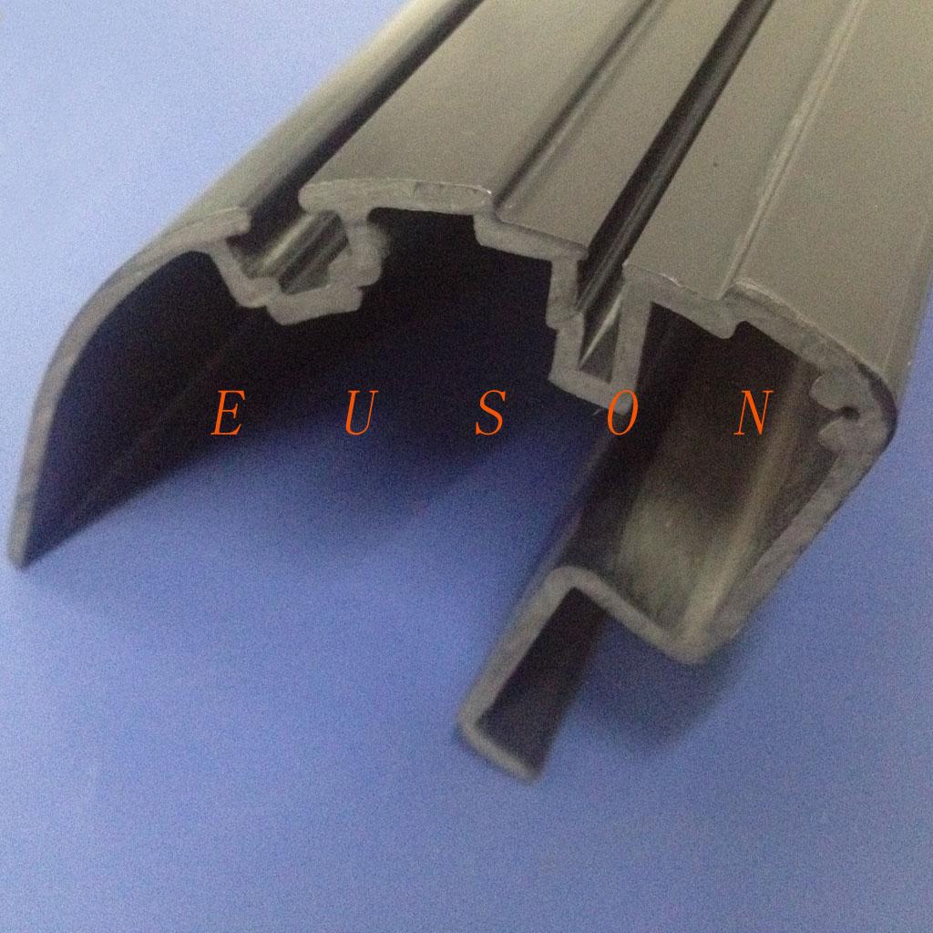 大昌塑胶挤型厂家提供PVC异型材 PVC塑料挤塑型材