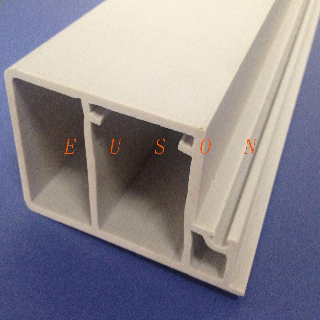 提供PVC塑料门窗型材定做 PVC异型材加工 PVC挤塑成型