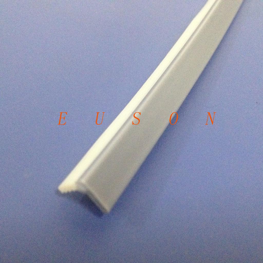 大昌塑胶提供PP双色封边条 PP软硬共挤条
