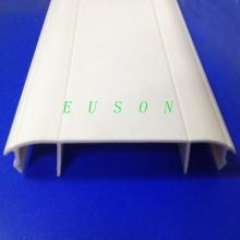 提供ABS塑料挤出型材 ABS异型材 abs塑料罩