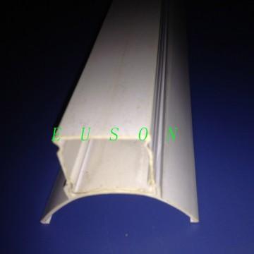 PVC日光灯异型材/pvc异型材/abs异型材加工