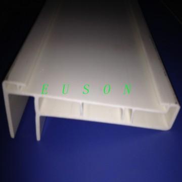 pvc长条 pvc塑料异型材 pvc塑料条 abs塑料异型材