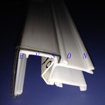 abs塑料型材/pmma异型材/abs挤出塑料/abs异型材