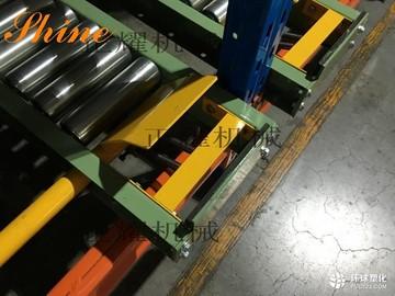天津重力式貨架 天津正耀重力輸送機貨架