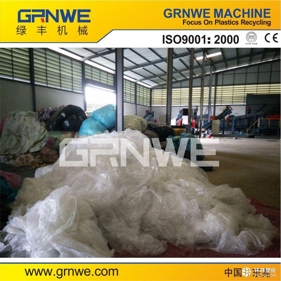 农膜回收造粒生产线 农膜回收处理生产线 农膜再生造粒生产线